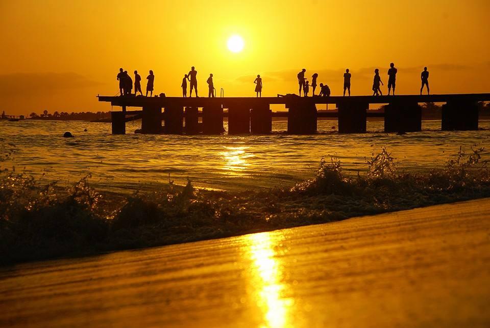 sunsetponton
