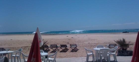 14H30 From chez Babeth, Resto Ponta Preta.