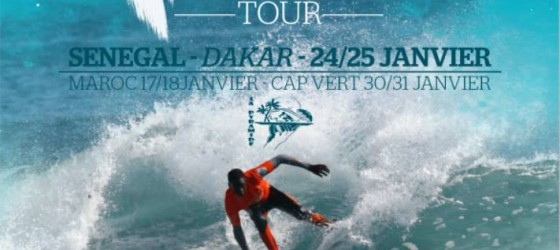 RIP CURL WEST AFRICA SURF TOUR