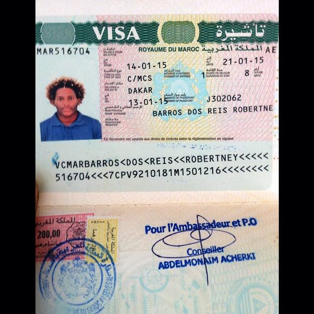 Visa Stress….