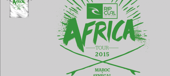 OFFICIAL AFRICA TOUR TEES