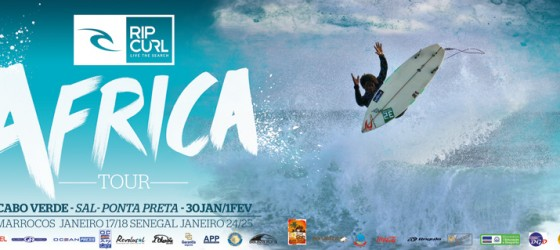 RIP CURL W.A.S.T: Here are the final posters of the Event here in CV